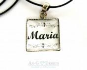 Колие С Име MARIA
